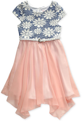 Sweet Heart Rose Daisy Dress, Little Girls (2-6X) $52 thestylecure.com