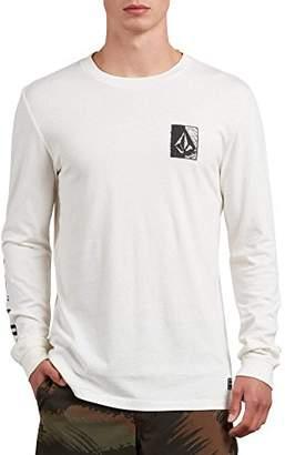 Volcom Men's Freestate Long Sleeve Knit Shirt