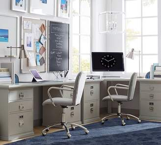 Pottery Barn 2-Drawer File Cabinet