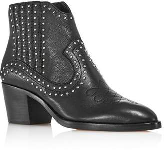Dolce Vita Women's Dexter Studded Booties - 100% Exclusive