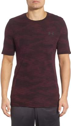 Under Armour Siphon Camo Print Performance T-Shirt