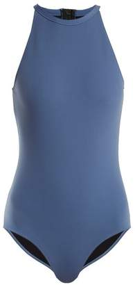 Rochelle Sara The River Swimsuit - Womens - Blue