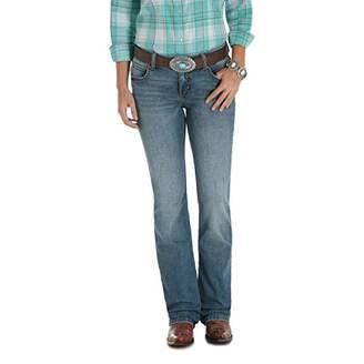 Wrangler Women's Retro Sadie Low Rise Stretch Boot Cut Jean