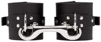 Fleet Ilya Black Classic Handcuffs