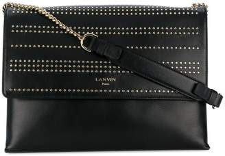 Lanvin Sugar studded shoulder bag