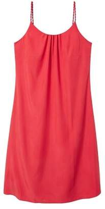 Violeta BY MANGO Soft strap dress