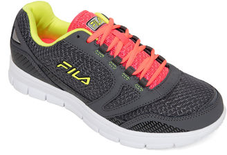 Fila Direction Womens Running Shoes $60 thestylecure.com
