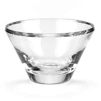 DAY Birger et Mikkelsen Badash Crystal Trillion Beveled Bowl