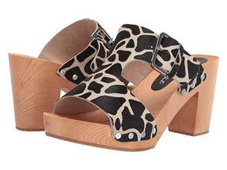 Matisse Cherri Wooden Heeled Sandal