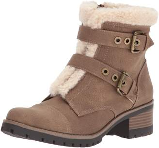 AK Anne Klein Sport Women's Lolly Synthetic Fashion Boot