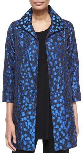 Caroline RoseCaroline Rose Spot On Shimmer Jacquard Party Jacket, Petite