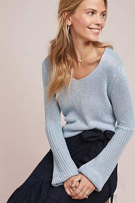 White + Warren Lapland Shine Sweater