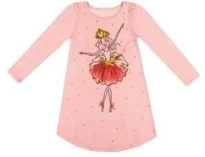 Petit Lem Little Girl's Ballet Dream Nightgown