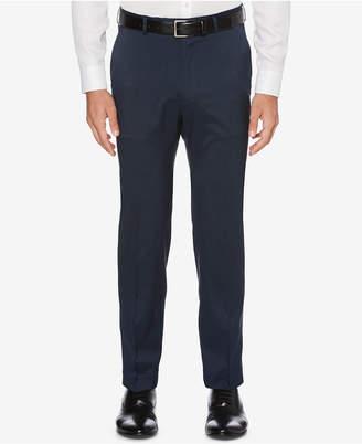 Perry Ellis Closeout! Men's Portfolio Classic-Fit Stretch Crosshatch Dress Pants
