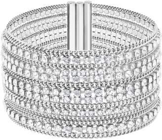 f399569b7 Swarovski Wide Crystal Bracelet