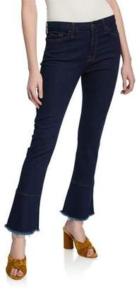 bc22c9357a20 7 For All Mankind Jen7 by Ankle Skinny Jeans with Ruffle Hem