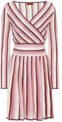 Missoni Striped crochet dress