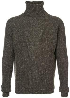 Jan Jan Van Essche ribbed turtleneck sweater