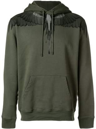 Marcelo Burlon County of Milan hooded sweatshirt