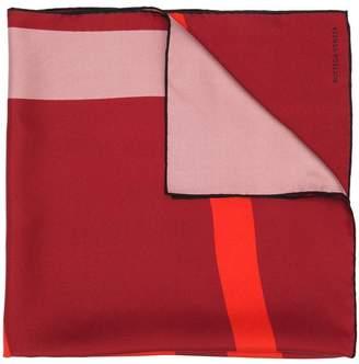 Bottega Veneta cube print scarf