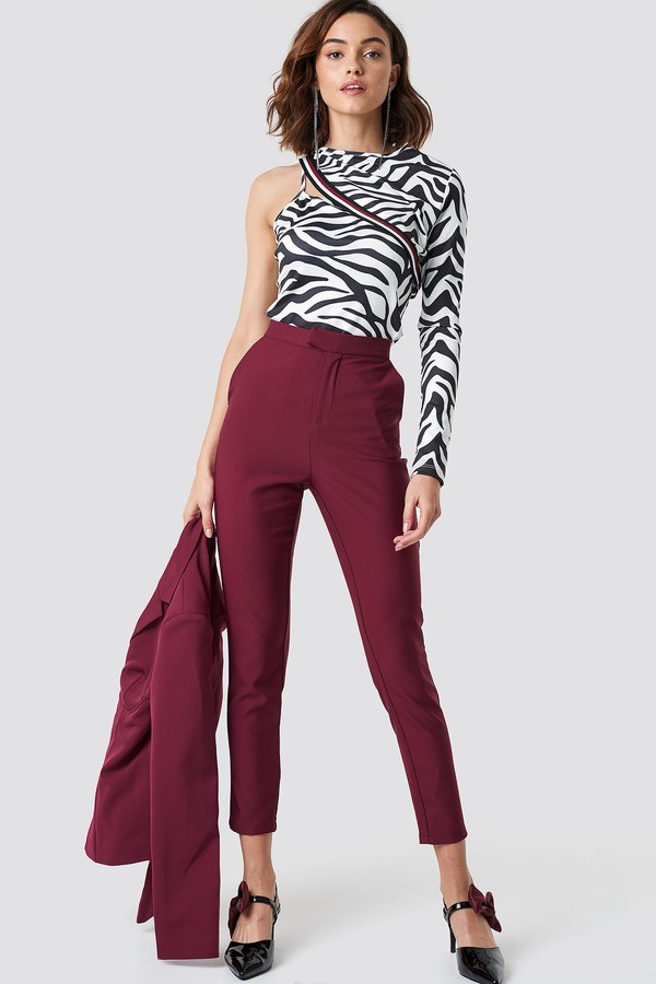 Na Kd Trend Slim Leg Suit Pants