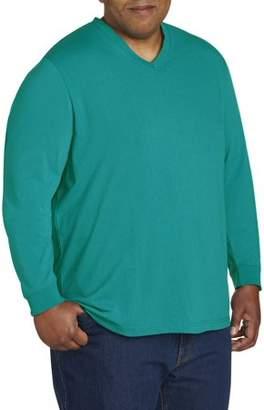 Canyon Ridge Men's Wicking Jersey Long Sleeve V Neck