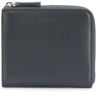 Jil Sander zip-around wallet