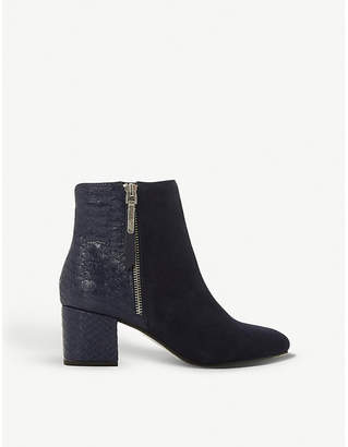 476d25685 Womens Navy Ankle Boots - ShopStyle UK