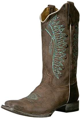 Roper Women's Chiefs Western Boot