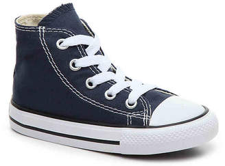 0b7cfbdc9bbc Converse Chuck Taylor All Star Infant   Toddler High-Top Sneaker - Girl s