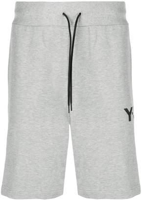 Y-3 basic track shorts