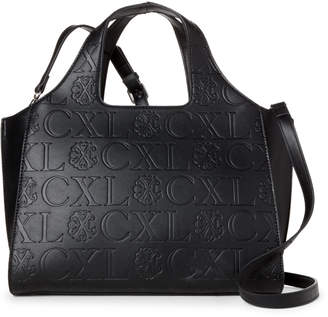 Christian Lacroix Cxl By Coralie Embossed Hobo