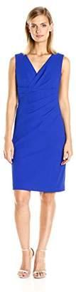 Betsey Johnson Women's Scuba Crepe Dress,8