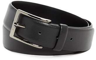 BOSS Saffiano Leather Belt
