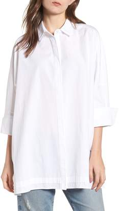 AG Jeans Frequency Oversize Tunic