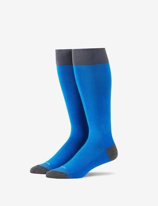 Tommy John Tommyjohn Color Block Stay-Up Dress Sock