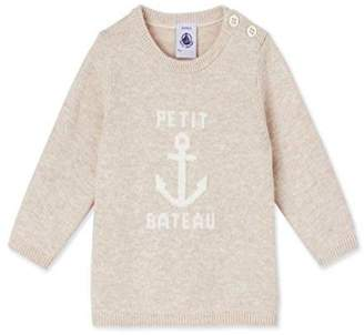 Petit Bateau Anchor Sweater