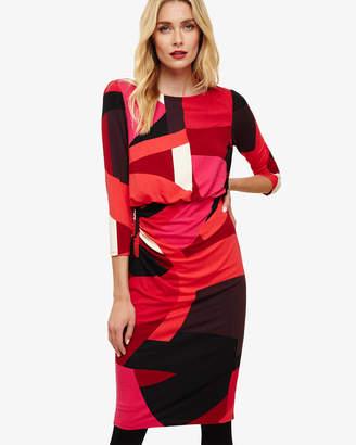 Phase Eight Xanthe Print Dress