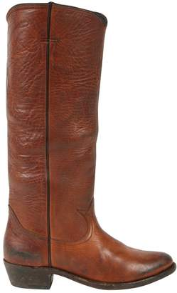 Golden Goose Wish Star leather cowboy boots 8RfJ1jEYf3