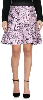 Mary Katrantzou Knee length skirts