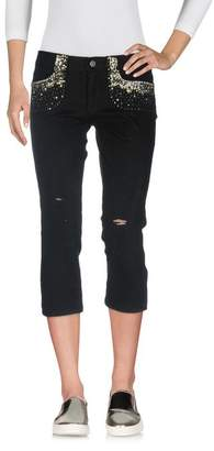 SILK AND SOIE Denim capris