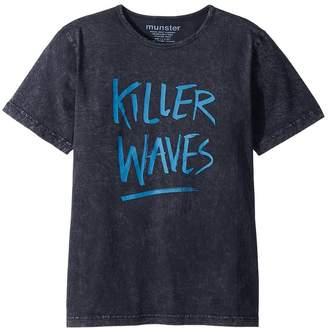 Munster Killer Waves Tee Boy's T Shirt