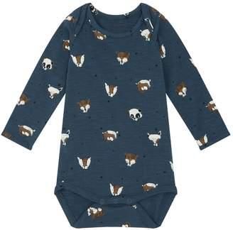 Soft Gallery Animal Print Bodysuit