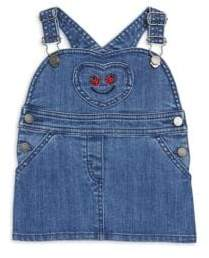 Stella McCartney Baby Girl's Denim Overall Dress