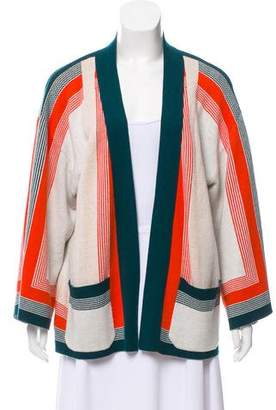 Equipment Long Sleeve Knit Cardigan