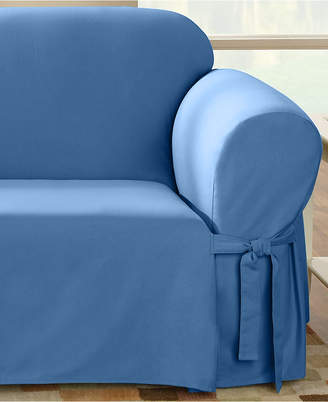 Sure Fit Duck Sofa Slipcover