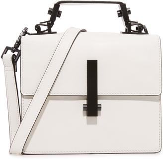 KENDALL + KYLIE Minato Mini Top Handle Bag $295 thestylecure.com