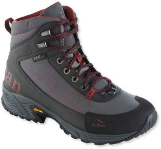 L.L. Bean L.L.Bean Men's Snow Challenger Waterproof Insulated Hiking Boots, Mid