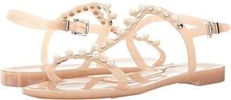 LK Bennett Women's Freja-PVC Jelly Sandal