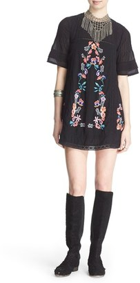 Women's Free People 'Perfectly Victorian' Minidress $168 thestylecure.com